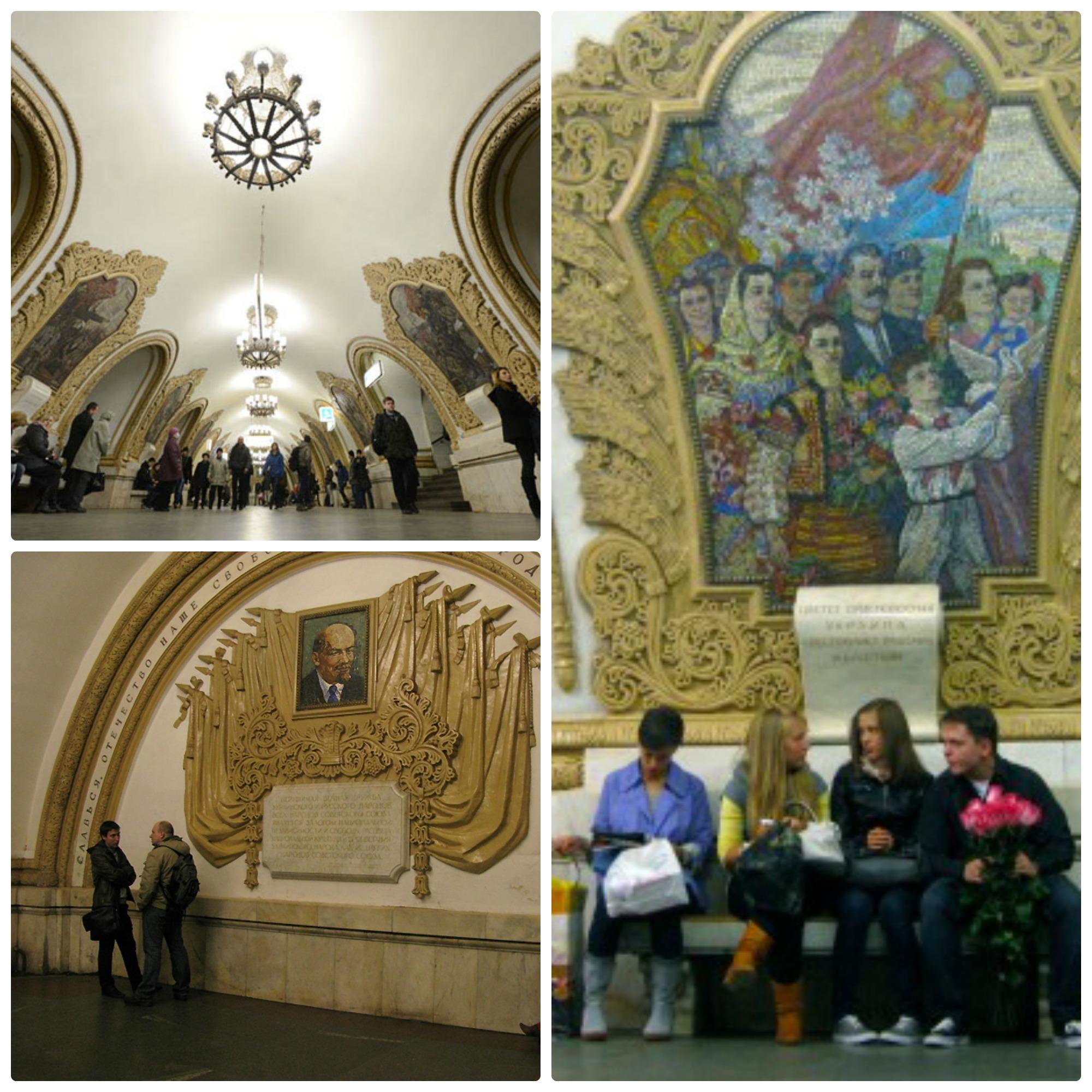 kiev metro moskou