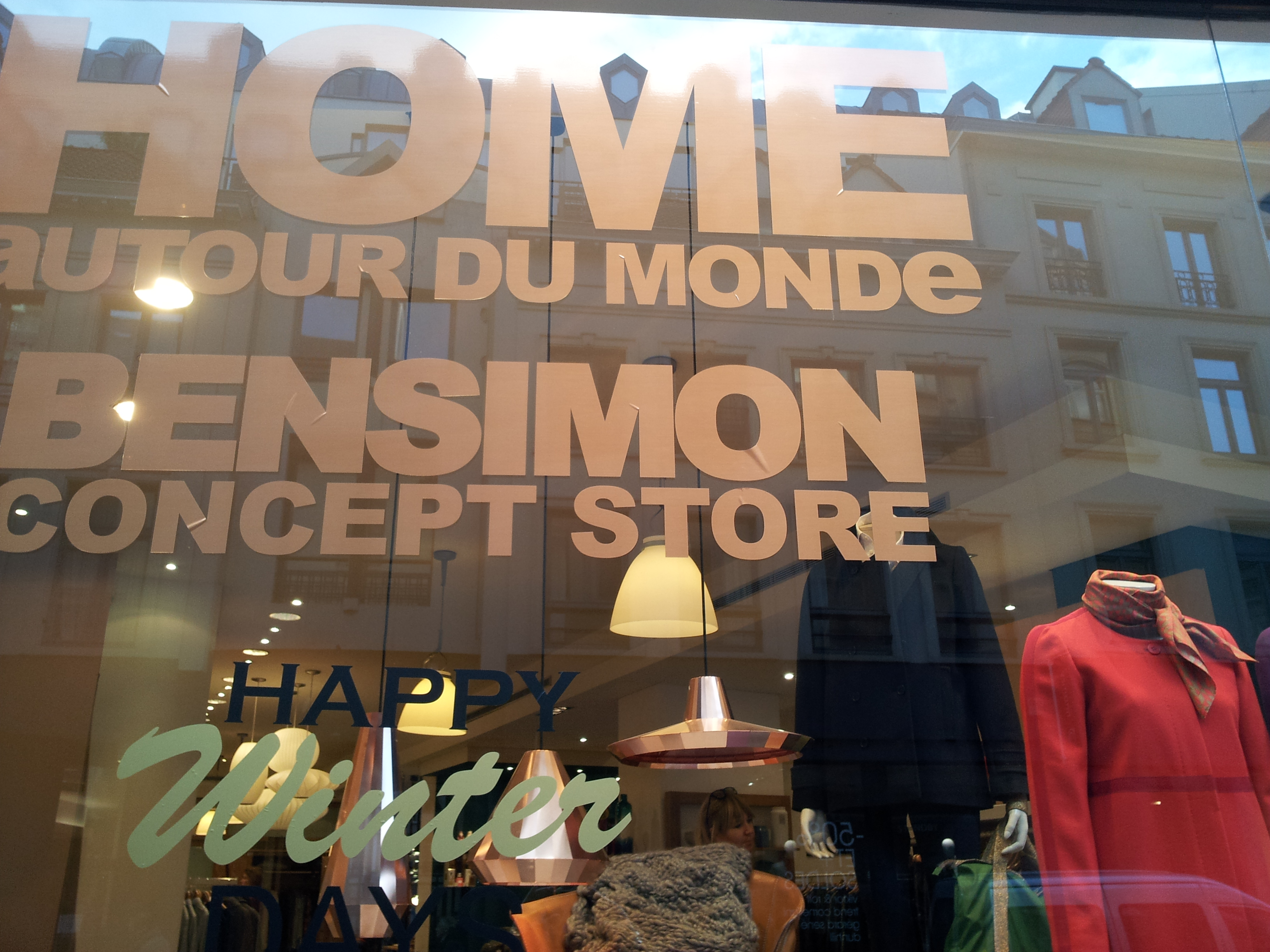 Bensimon Concept Store Brussels
