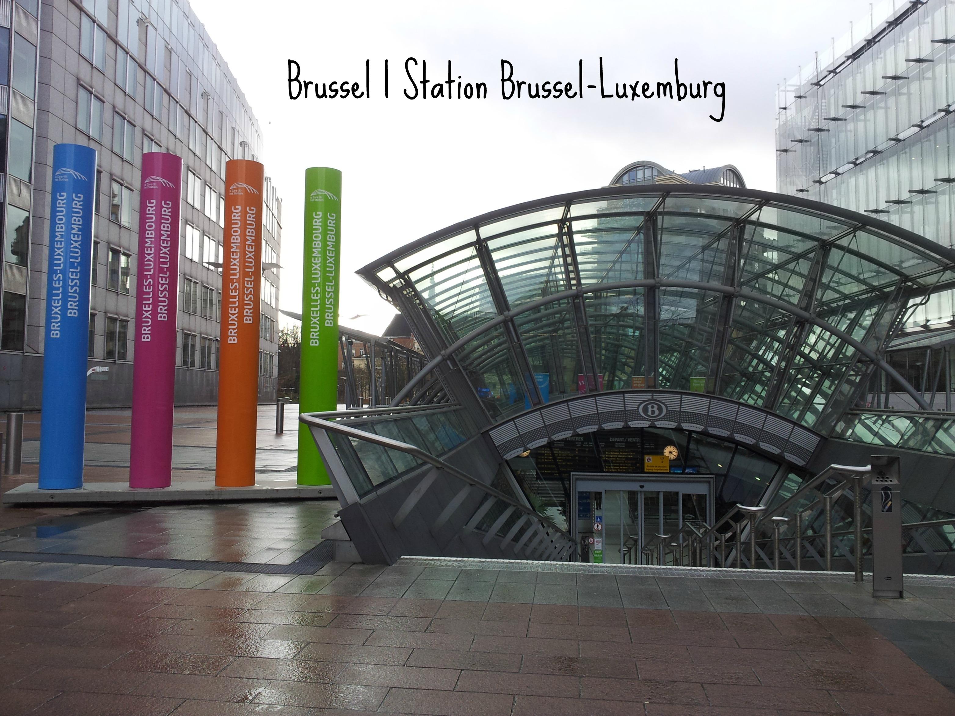 Brussel-Luxemburg