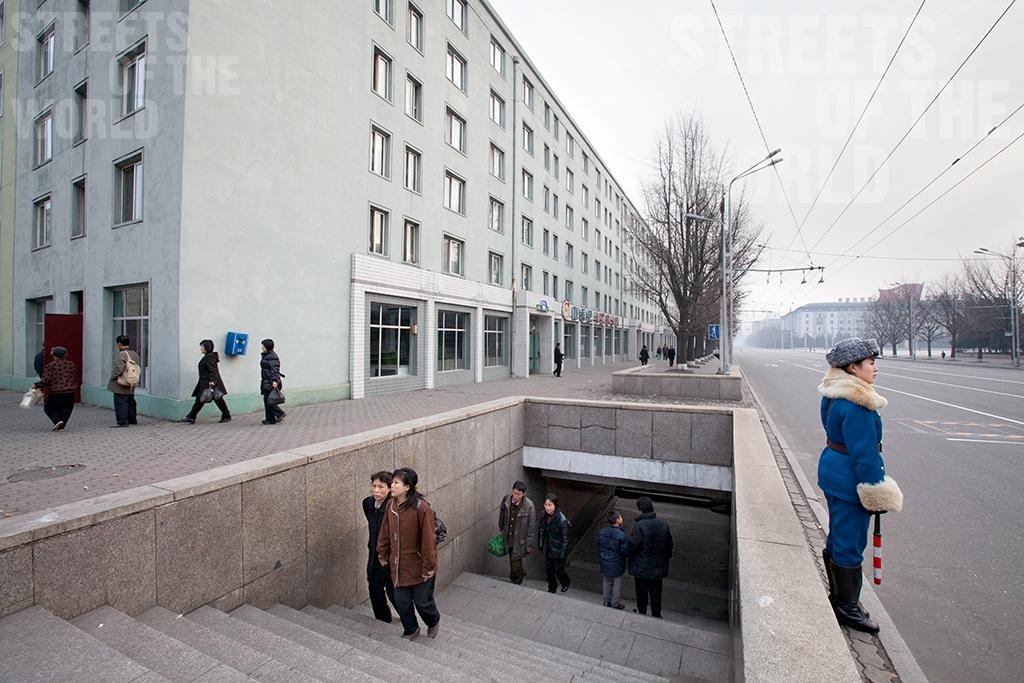 Pyongyang DPRK North Korea Noord Korea
