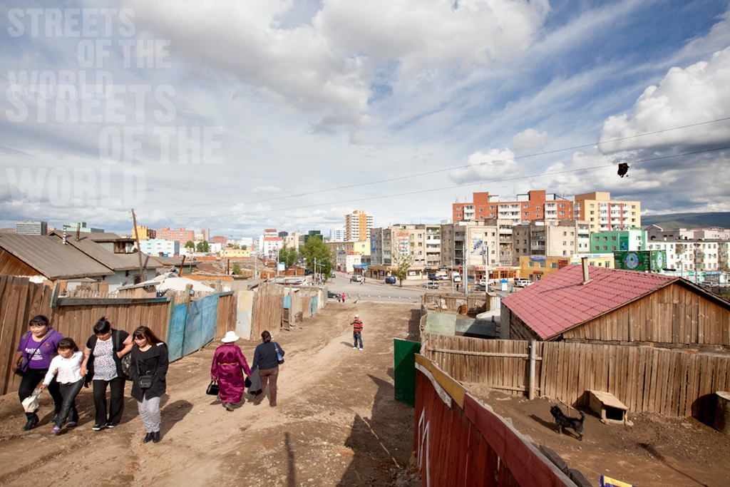 Ulan Bator Mongolië Ulaanbaatar Mongolia