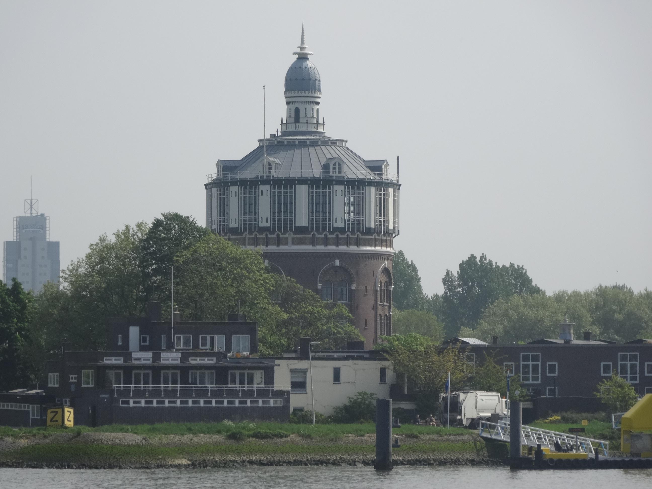 Boottocht Rotterdam Kinderdijk