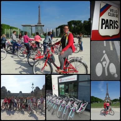 Parijs Fat Tire Bike Tours Parijs slim verkennen