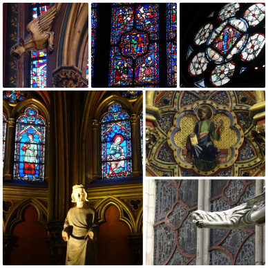 Parijs Sainte Chapelle Parijs slim verkennen