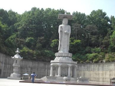 zuid korea Bongeunsa Temple - 봉은사